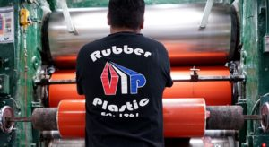 Vip Rubber and Plastic Elastomers and Materials