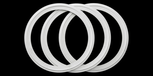 molded rubber rings
