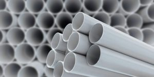 Plastic-Pipe-White