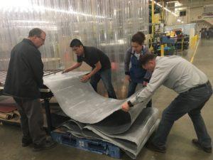 vip rubber sheet