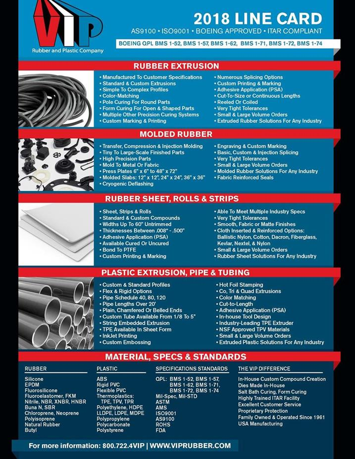 Capabilities Mold - Vip Rubber & Plastic