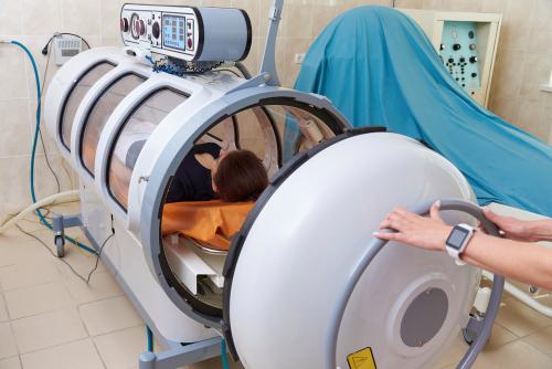 Hyperbaric Chamber Oxygen Door Seals COVID